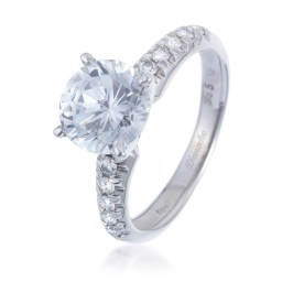 2-carat-diamond-ring-white-gold