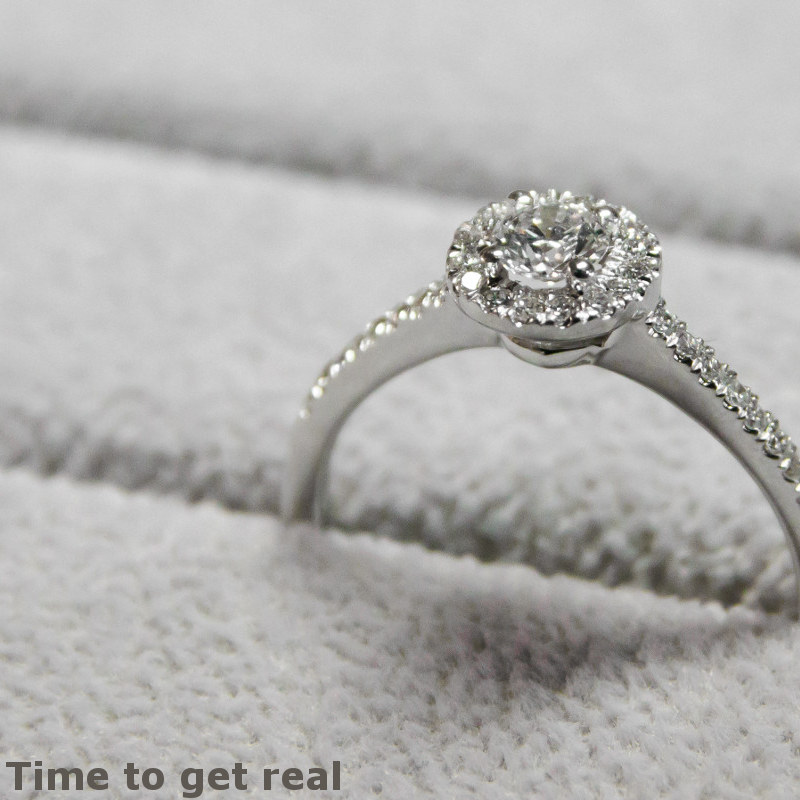 engagement ring small halo want to save up to 75 on an. Black Bedroom Furniture Sets. Home Design Ideas